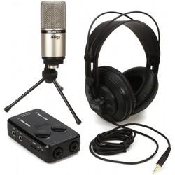 IK Multimedia - iRig Pro Duo Studio Suite - Stüdyo Paketi