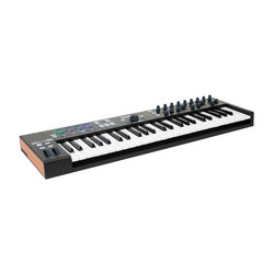 Keylab 49 Essential Black - 49 Tuşlu Siyah + Soft Synth - Thumbnail