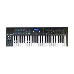 Keylab 49 Essential Black - 49 Tuşlu Siyah + Soft Synth