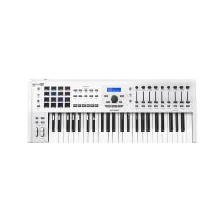 Keylab 49 MKII - Beyaz - V-Collection ile Pigments HEDİYE - Thumbnail