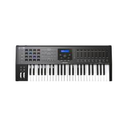 Keylab 49 MKII - Siyah + V-Collection ile Pigments HEDİYE - Thumbnail