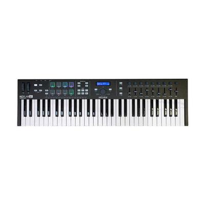 Keylab 61 Essential Black - 61 Tuşlu Keyboard - Siyah Renkli Sınırlı Üretim