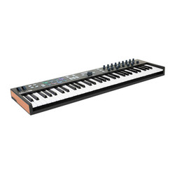 Keylab 61 Essential Black - 61 Tuşlu Keyboard - Siyah Renkli Sınırlı Üretim - Thumbnail