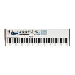 Keylab 88 - Gelişmiş 88 tuş hammer action keyboard-controller + Soft Synth - Thumbnail