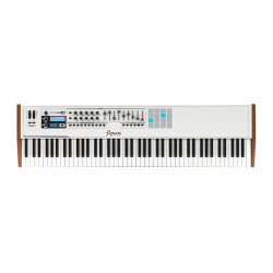 Keylab 88 - Gelişmiş 88 tuş hammer action keyboard-controller + Soft Synth - Thumbnail