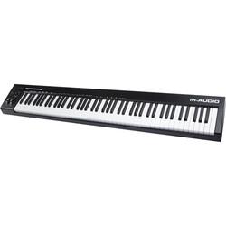 Keystation 88 MK3 88 Tuşlu Yarı Ağırlıklı USB Midi Klavye - Thumbnail