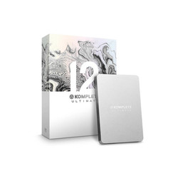 Native Instruments - Komplete 12 Ultimate Collector's Edition