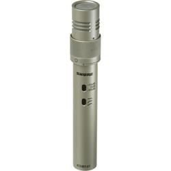 Shure - KSM 141-SL Cardioid-Omnidirectional Enstruman Mikrofonu