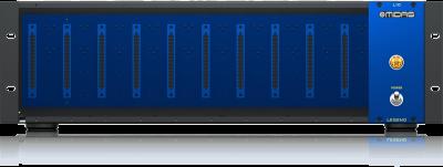 L10 500 Serisi Modüller için Rack Aparat