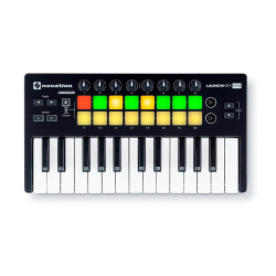 Novation - Launchkey Mini Mk2 Midi Klavye