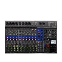 Zoom - LiveTrak L-12 Dijital Mikser