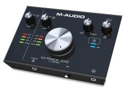 M-Audio - M-Track 2x2 USB Ses Kartı