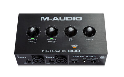 M-Track Duo Ses Kartı