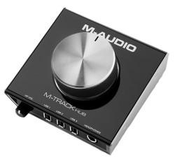 M-Audio - M-Track HUB 2 out 3 USB Hub