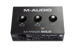 M-Track Solo Ses Kartı - Thumbnail