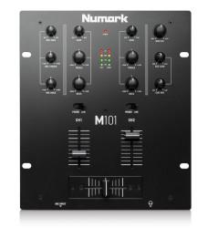 M101 2 Kanal DJ Mikseri - Thumbnail