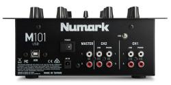 M101 2 Kanal Usb DJ Mikseri - Thumbnail