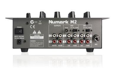 M2 2 Kanal DJ Mikseri