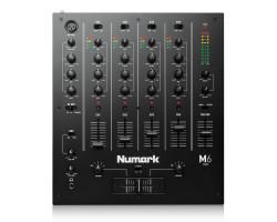 M6 4 Kanal Usb DJ Mikseri - Thumbnail
