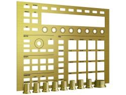 Native Instruments - Maschine Custom Kit (Solid Gold)