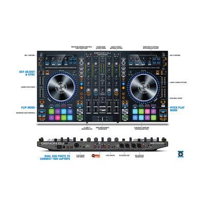 MC7000 Profesyonel DJ Controller
