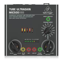 MIC500USB Mikrofon Preamfisi - Thumbnail