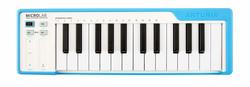 MicroLab Midi Klavye MAVİ - Thumbnail