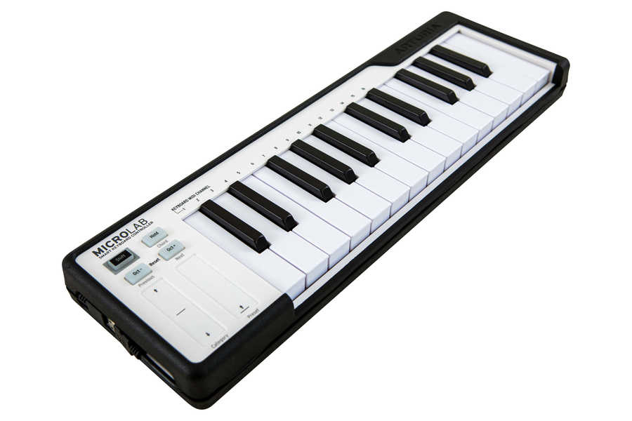 MicroLab Midi Klavye