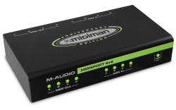 M-Audio - Midisport 4x4 4-in-4-out USB MIDI Ses Kartı