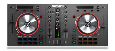 MixTrack 3 Midi DJ Controller