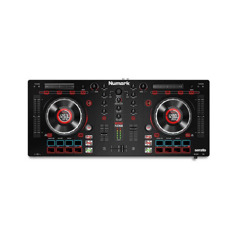 MixTrack Platinum Midi DJ Controller