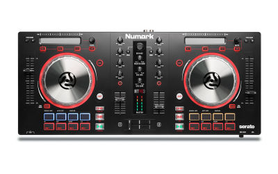 MixTrack Pro 3 Midi DJ Controller