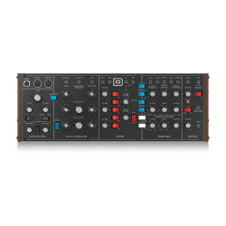 MODEL D Analog Synthesizer - Thumbnail