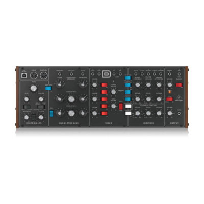 MODEL D Analog Synthesizer