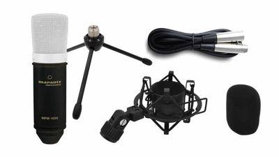 MPM-1000 Condenser Stüdyo Kayıt Mikrofonu