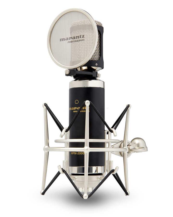 MPM-2000 Condenser Stüdyo Kayıt Mikrofonu