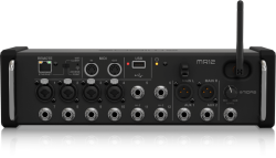 Midas - MR12 - 12 Kanal Rack Tipi Dijital Mikser