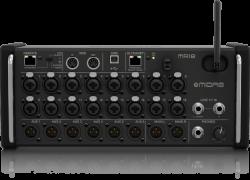 MR18 - 18 Kanal Rack Tipi Dijital Mikser - Thumbnail
