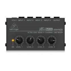 Behringer - MX400 4 Kanallı Mikser
