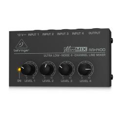 MX400 4 Kanallı Mikser - Thumbnail