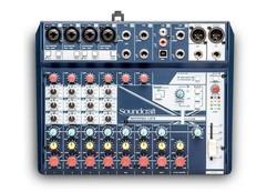 Soundcraft - NOTEPAD-12FX Misker 12 Kanallı