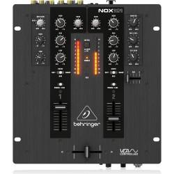NOX101 2 Kanal Profesyonel DJ Mikseri - Thumbnail