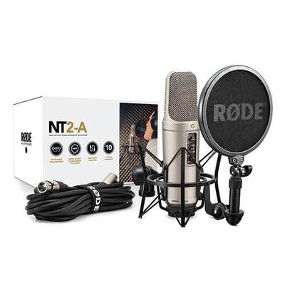 NT2-A Kondansatör Mikrofon