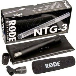 NTG-3 Mikrofon - Shotgun - Thumbnail