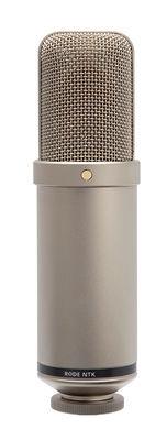 NTK Mikrofon - Tüplü cardioid - mount ile birlikte