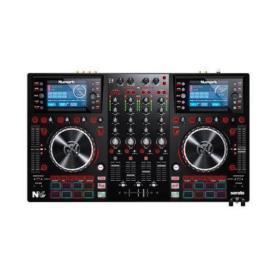 NV II Midi DJ Controller