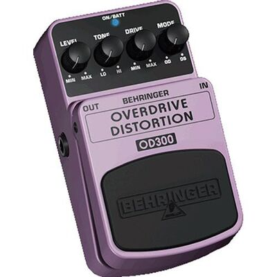 OD300 Overdrive Distortion Pedal