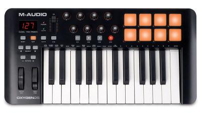 Oxygen 25 V4 Midi Klavye