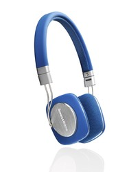 Bowers & Wilkins - P3 Blue On-Ear Mikrofonlu Kulaklık