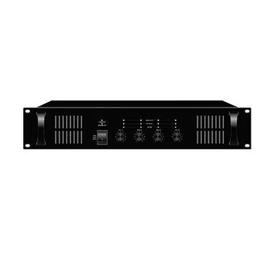 PAMP-4300 4x300W Power Amplifier